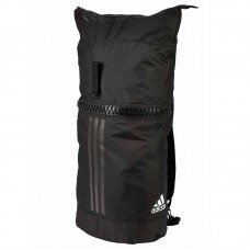 "Рюкзак Adidas Military Bag ""Martial arts"" Polyester adiACC044 Чорный"