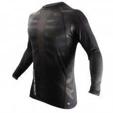 PunchTown Fracture Rash Guard Long Sleeve